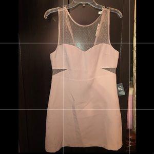 Light Pink Dress - Express-
